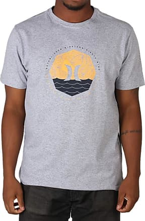 Hurley Camiseta Hurley Around - Mescla - GG