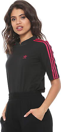 a43f323c5b7 adidas Originals Camiseta adidas Originals Lf Preta