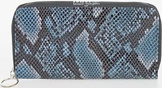 Maison Margiela MM6 Snake Printed Wallet size Unica