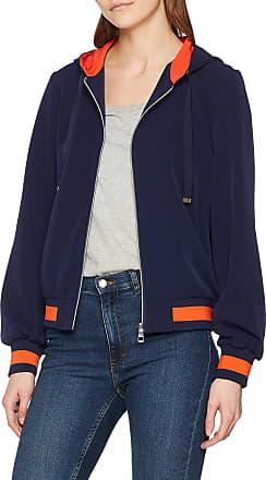 Tom Tailor Denim Womens 1009089 Jacket, Blue (True Dark Blue 10748), M