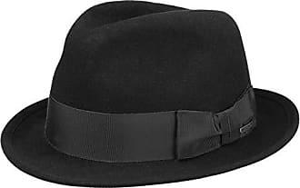 STETSON Clark Player Hüte Filzhüte Trilby Musikerhut Szenehüte