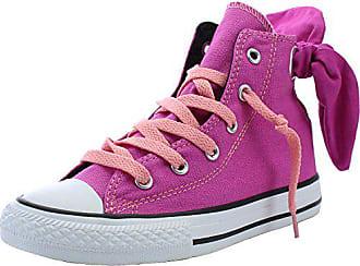 ed66dd19c68b Converse Chuck Taylor All Star Bow Back Junior Pink Textile 38 EU
