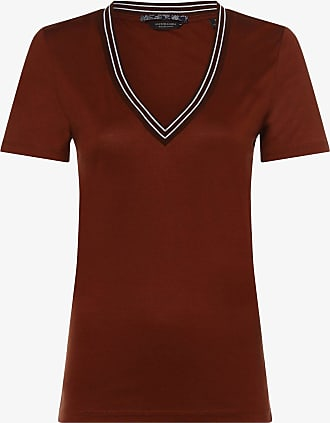 Scotch & Soda Damen T-Shirt braun
