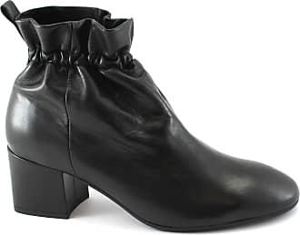 Les Prise chaussures LIEUX 6555 élastique noires peau venues r LES à talons wOuPkXZiT