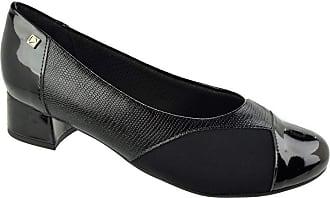 cbd7e5e259 Piccadilly Sapato de Salto Baixo Piccadilly Conforto Feminino