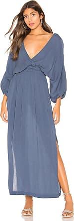 Mara Hoffman Nami Dress in Blue