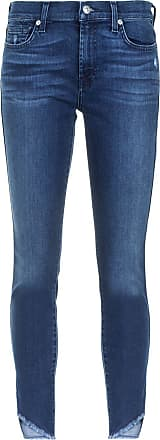 7 For All Mankind Calça jeans skinny Ankle - Azul