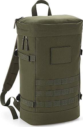 BagBase BG845 Adult Molle Utility Backpack - MILITARY GREEN - O/S