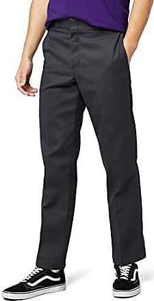 Pantaloni Uomo Grigio Dickies Original 874 Work W34//L34 Charcoal grey