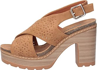 Refresh Womens Sandal REF069494 Brown Size: 41 EU