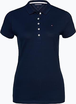 Tommy Hilfiger Damen Poloshirt - New Chiara blau
