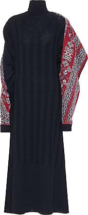 Y / Project Wool-blend sweater dress