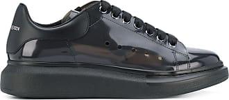 Alexander McQueen oversized sole sneakers - Grey
