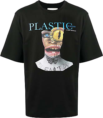 Youths in Balaclava Camiseta de algodão com estampa Plastic - Preto