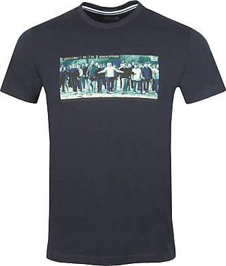Weekend Offender Green Street T Shirt, Navy
