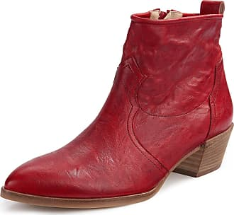 Paul Green Ankle boots Paul Green red