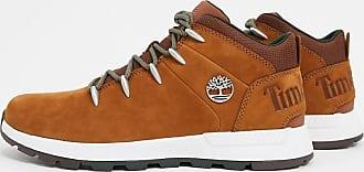 Timberland euro sprint trekker mid boots in brown