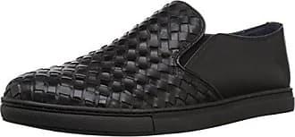 Zanzara Mens Echo II Sneaker, Black, 13 Standard US Width US