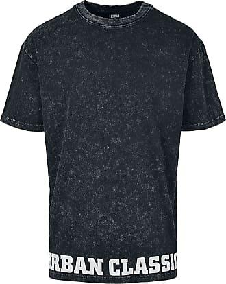 Urban Classics T Skjorte Heavy Oversized Black