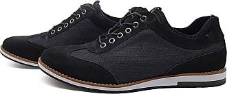 Avalon Organics Sapato Casual Couro Avalon Megane Preto Tamanho:39