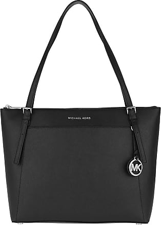 Michael Kors Voyager Large Tote Bag Black