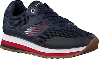 0715d0cb10e62c Tommy Hilfiger Blaue Tommy Hilfiger Sneaker CORPORATE RETRO