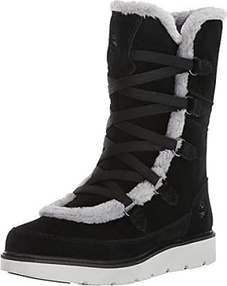 Timberland Womens Kenniston Muk Tall Winter Boot, Black, 6 C US