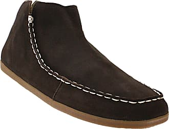 Olukai OluKai Womens Wali Dark Wood/Tapa Nubuck Size 11 Medium