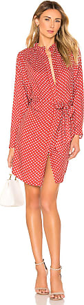 Joie Myune Dress in Red