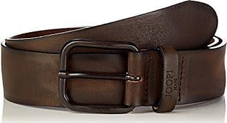 Joop 7605 Jeans Belt 4,0 cm, Ceinture Homme, Marron (Braun 52 101b57b17e1