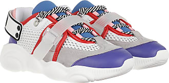 Moschino Sneakers - Sneaker Orso Mix White/Rosa - colorful - Sneakers for ladies