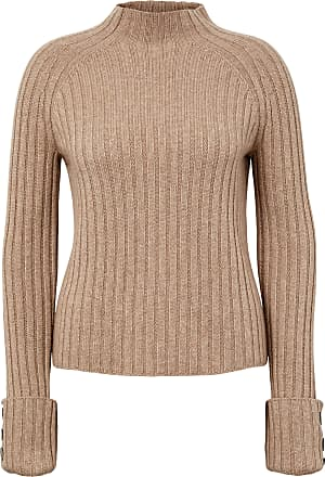 include Jumper in new milled wool and cashmere include brown