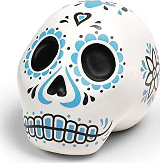 Fred Perry SWEET SPIRITS Day of the Dead Sugar Shaker