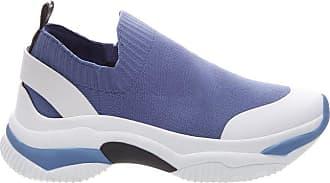 Fiever Tênis Bold Knit Blue Jeans | Fiever