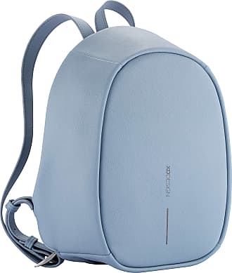 XD Design Elle Fashion Anti-Theft Backpack Light Blue (Womens Bag)