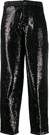 Philosophy di Lorenzo Serafini sequin trousers - Black