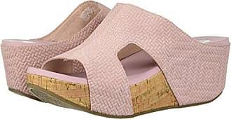 Yellow Box Womens Avenoir Sandal, Blush, 9.5 M US