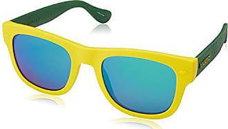 Havaianas Herren Sonnenbrille PARATYL UZ 227 52, Schwarz (Crystal BlackGrey)
