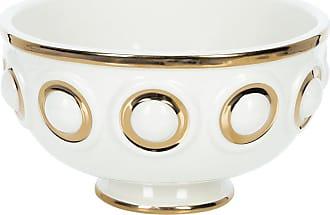 Jonathan Adler Futura Centerpiece Bowl - White