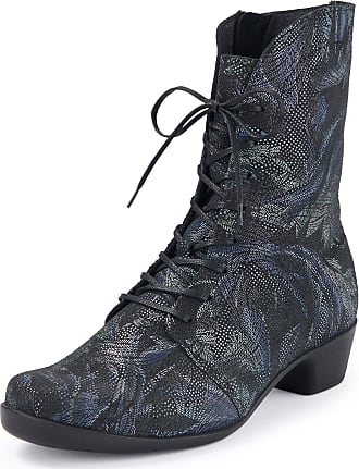 Loints Of Holland Lace-up ankle boots Loints Of Holland black