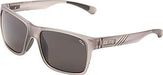Zeal Optics Brewer (Granite Grey w/Dark Grey Polarized Lens) Sport Sunglasses
