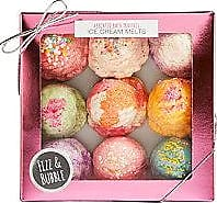 Fizz & Bubble Assorted Bath Truffle Ice Cream Melts
