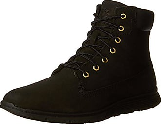 Timberland Womens Killington 6in Fashion Sneakers, Black, 6.5 M US