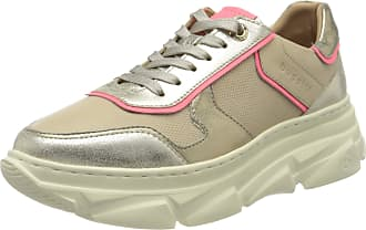 Bugatti Womens 4.11844E+11 Low-Top Sneakers, Beige (Beige/Pink 5236), 6.5 UK