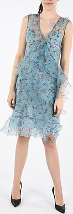 Ermanno Scervino Floral-printed wrap dress Größe 44