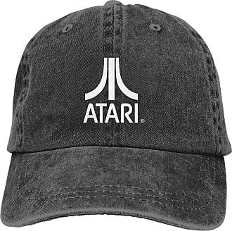 Not Applicable Clothing Atari Lo Mens and Womens Animal Farm Snap Back Trucker Hat Baseball Cap Black