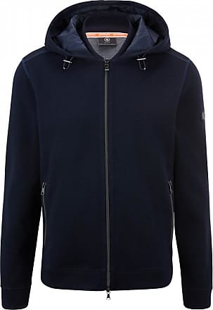 Bogner Calio Knit jacket for Men - Navy blue
