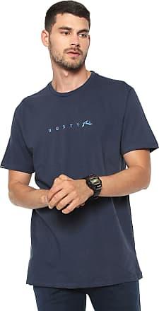 Rusty Camiseta Rusty Board Azul-marinho
