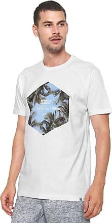 Reef Camiseta Reef Invested Branca