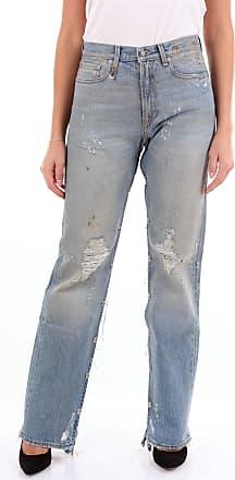 R13 Boyfriend Jeans chiaro